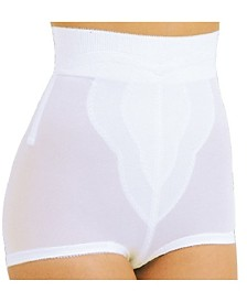 Rago High Waist Brief in Extended Sizes