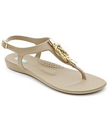 Women's Neptune T-Strap Sandal