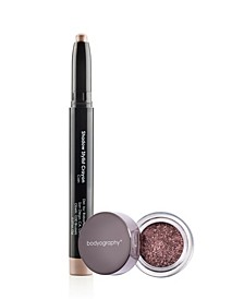Shadow Stylist Crayon and Glitter Eye shadow Bundle