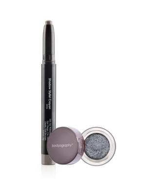 Shadow Stylist Crayon and Glitter Eye shadow Bundle
