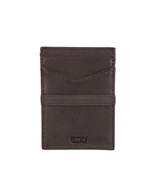 Men's RFID Slim Front Pocket Card Case