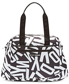 Nora Logo Duffel, Created for Macy's