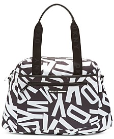 DKNY Nora Logo Duffel, Created for Macy's