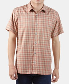 EMS® Men's Journey Woven Short-Sleeve Shirt