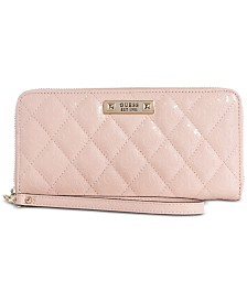 GUESS Tiggy Zip-Around Wallet
