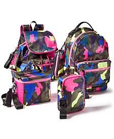 Steve Madden Back-to-School Camo Bag Collection