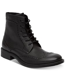 Unlisted by Kenneth Cole Men's Blind-Sided Boots
