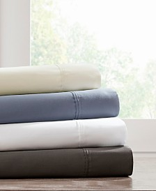 Madison Park 500 Thread Count Blend 4-Pc Sheet Set