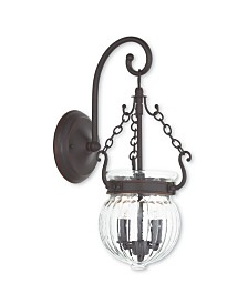 CLOSEOUT! Livex   Everett 2-Light Wall Sconce