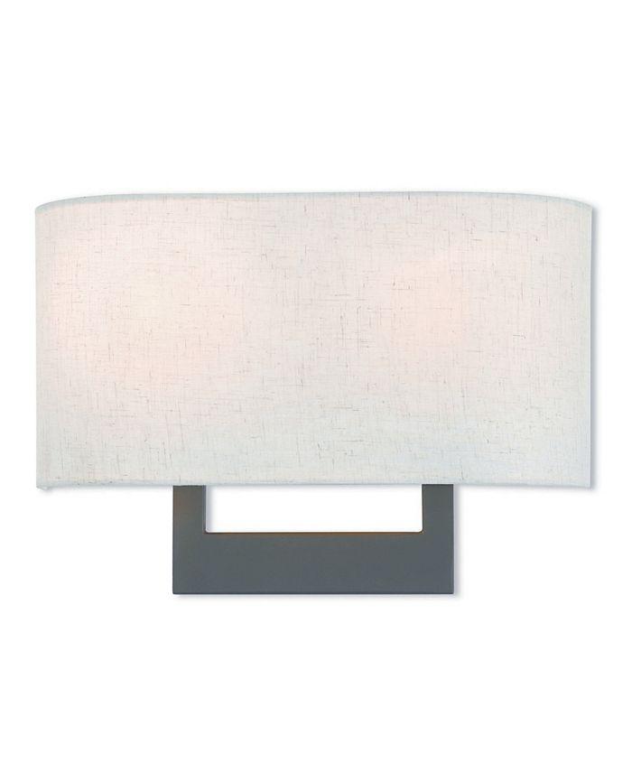 Livex - Hayworth 2-Light Wall Sconce