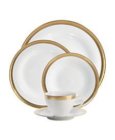 Michael Aram Goldsmith  5-Piece Place Setting