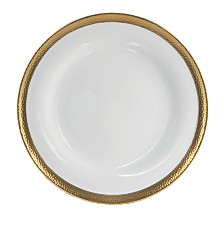 Michael Aram Goldsmith Salad Plate