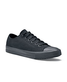 Delray Canvas, Women's Slip Resistant Casual Shoe