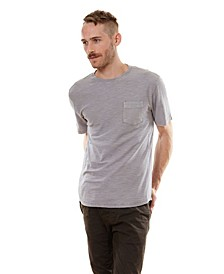 Garment Dyed Short Sleeve Tee