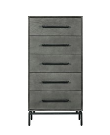 Ashcer 5-Drawer Chest, Quick Ship