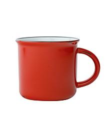 Canvas Home Tinware Mug - Set of 4