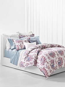 Juliet Paisley Full/Queen Comforter Set