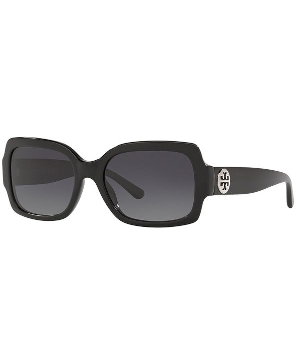 Tory Burch Polarized Sunglasses, TY7135 55