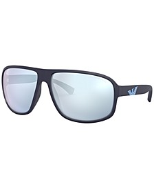 Sunglasses, EA4130 63