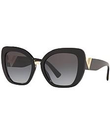 Valentino Sunglasses, VA4057 54