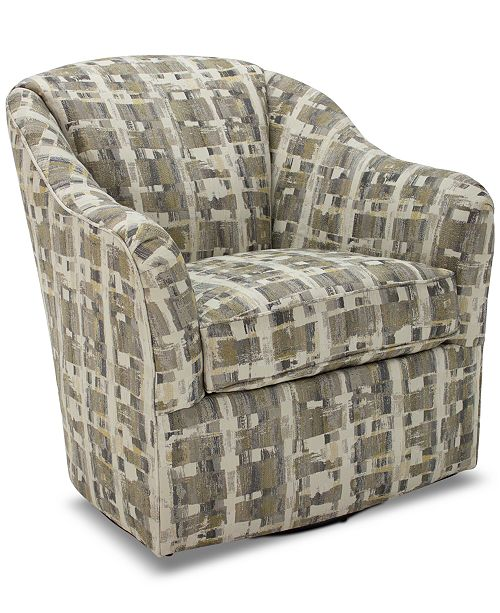 Marvelous Crisbury 32 5 Fabric Swivel Chair Theyellowbook Wood Chair Design Ideas Theyellowbookinfo