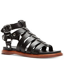 Frye Women's Alexa Gladiator Flat Sandals