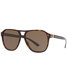 Sunglasses, BV7034 57