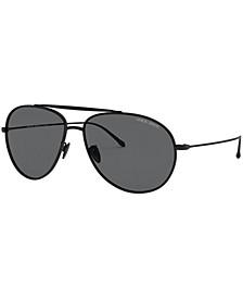 Polarized Sunglasses, AR6093 61