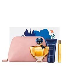 Guerlain Shalimar Eau de Parfum 4-Pc Gift Set