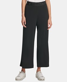 DKNY Side Slit Pants
