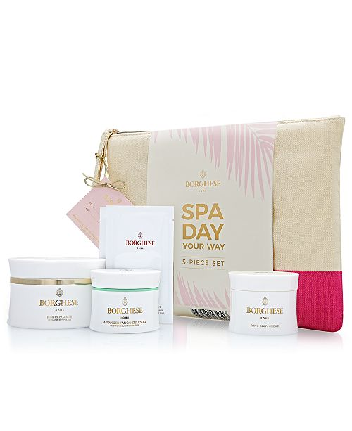 Borghese 5-Pc. Spa Day Your Way Gift Set