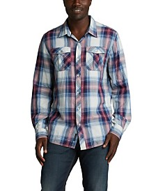Silver Jeans Co. Conway Long-Sleeve Classic Shirt