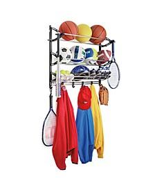Sports Rack Organizer
