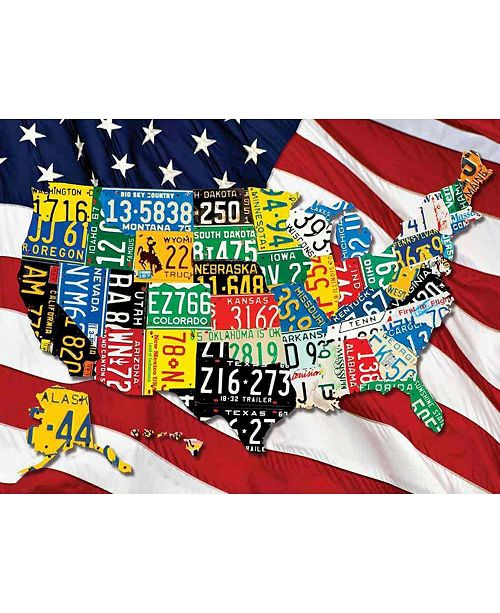 Springbok Puzzles State Plates 400 Piece Jigsaw Puzzle