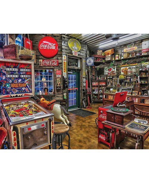 Springbok Puzzles Good Nabor Stores 500 Piece Jigsaw Puzzle