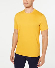 Tasso Elba Men's Supima® Blend Crewneck Short-Sleeve T-Shirt, Created for Macy's