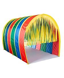Pacific Play Tents Giant Sensory 9.5 Ft Walk-Thru Tunnel