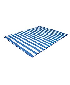 Pacific Play Tents Tatami Mats - Blue - 60 Inch X 78 Inch