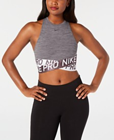 Nike Pro Cropped Tank Top