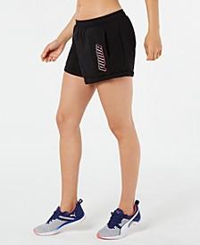 Modern Sports Mesh-Trimmed Shorts