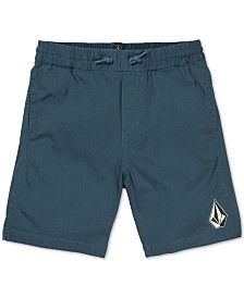 Volcom Big Boys Deadly Stone Shorts