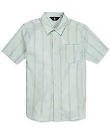 Big Boys Rilee Striped Shirt