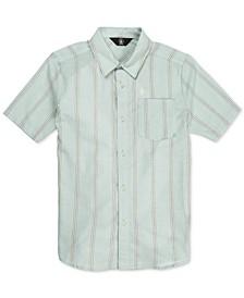 Big Boys Rilee Striped Shirt