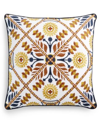 """Esta Cotton 20"""" x 20"""" Decorative Pillow"""