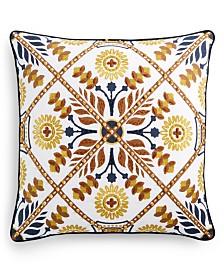 """Lacourte Esta Cotton 20"""" x 20"""" Decorative Pillow"""