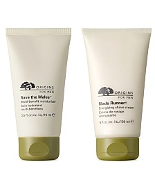 Father's Day Bundle: Buy the Blade Runner Shave Cream + Save the Males Post Shave Moisturizer For $50 (A $59 Value!)