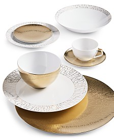 "Rosenthal ""TAC 02"" Gold Dinnerware Collection"