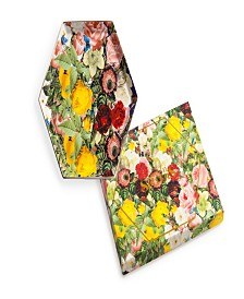 Seven Sisters Hexagon Floral Tray