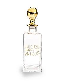 Te Quiero, Tequila Decanter