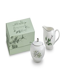 A Walk in the Woods - Creamer and Sugar Set